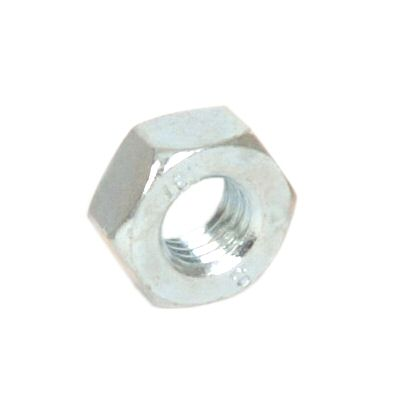 Trailer Nut: 10mm - Plated