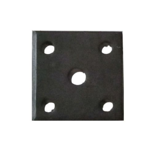 Leaf Spring Plate 5 Hole - Solid Beam Axle: 60mm