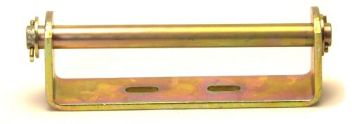 "Boat Tariler - Keel Bracket: 8"" - Bore 19mm"