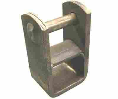 Shackle shoe for Slipper Leaf Springs