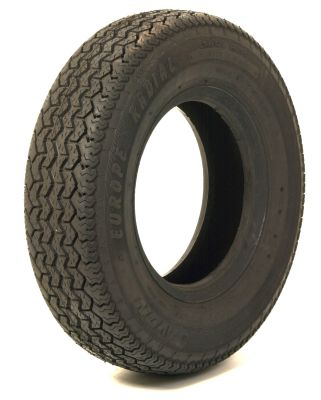 Trailer Tyre: 145x10 8ply