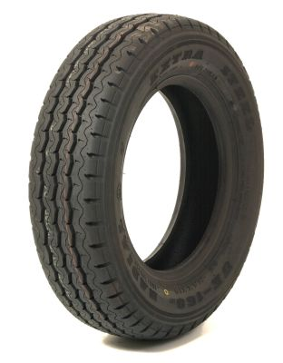Trailer Tyre: 155/70/12
