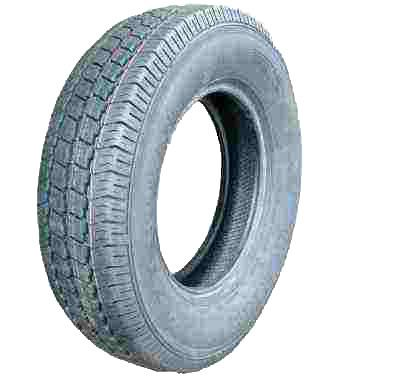 Trailer Tyre: 175x13 8ply