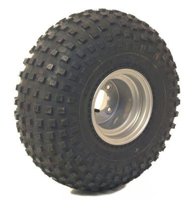 500 x 10 trailer wheel 4ply 4 PCD