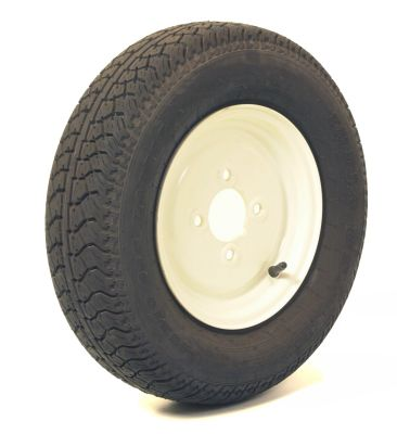 "Trailer Wheel: 145x10 4ply 4x4"" pcd O/S"
