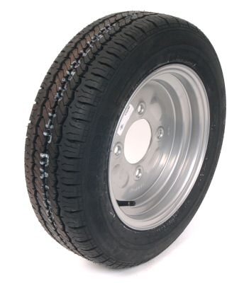 "Trailer Wheel: 155/70x12 4x5.5"" pcd"