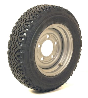 "Trailer Wheel: 185/70x13 5x6.5"" pcd"