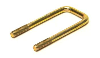 Boat Trailer - U-Bolt: 40mm x 80mm - RHS