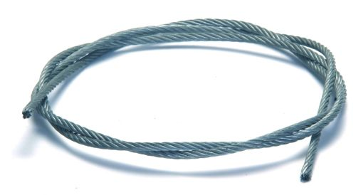 Trailer Brake Cable: 4mm