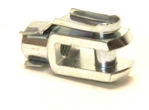 Trailer Barke Clevis: 8mm