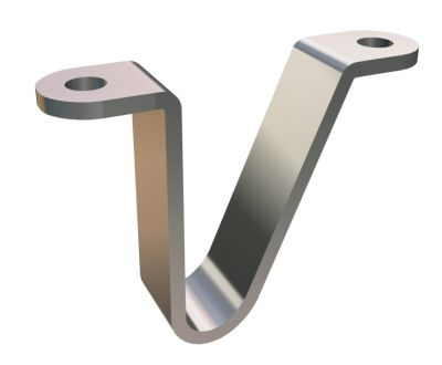 Drawbar Foot: plated steel
