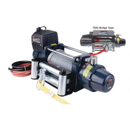 WARRIOR TDS12000 12 VOLT WINCH