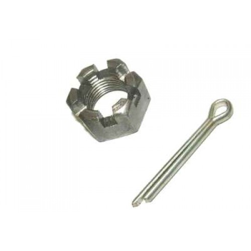 AN 7020 Castle Nut 20mm