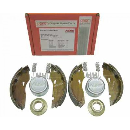 BP 2000ax AL-KO 1637 Euro Axle Set