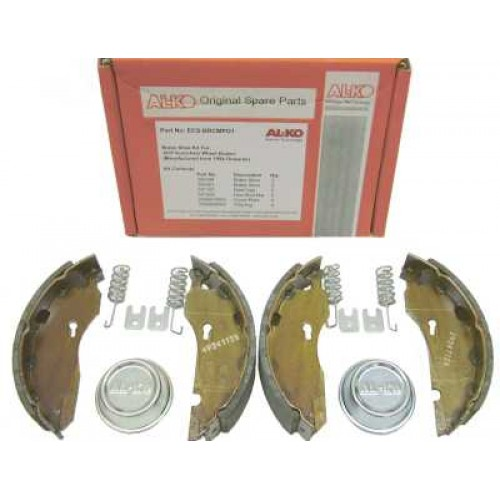 BP 2001ax AL-KO 1637 Axle Set
