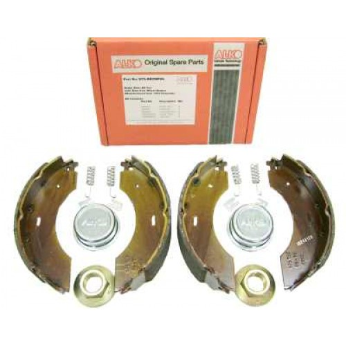 BP 2004ax AL-KO 2361 Euro Axle Set