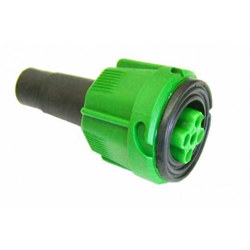TE 2318 Radex Quick Fit Plug Green
