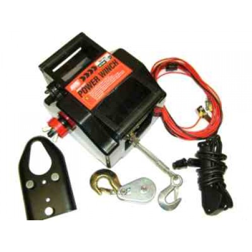 TW 3000 12V Electric Winch