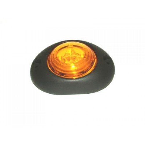 LU 5025LA LED Amber Marker Lamp