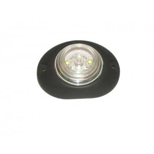 LU 5025LC LED Clear Marker Lamp