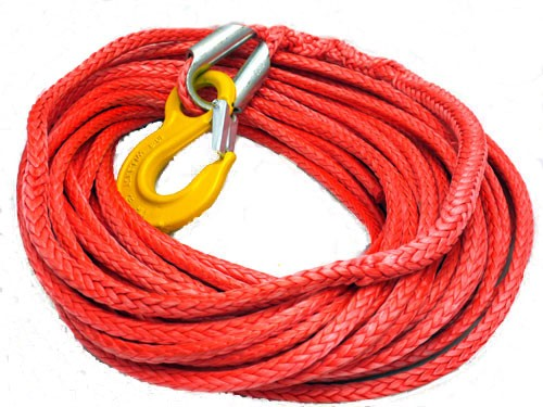6 MM X 20 M ARMORTEK SYNTHETIC ROPE