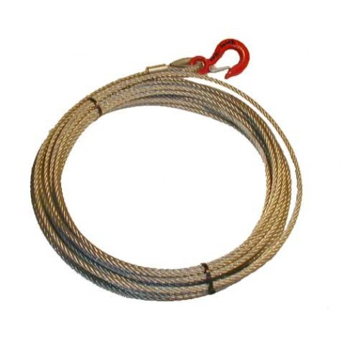 TW 4003 Winch Cable 8 mm x 15M