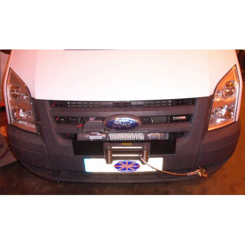 FORD TRANSIT DISCRETE WINCH MOUNT