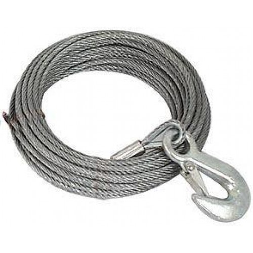 9MM X 23M WIRE ROPE