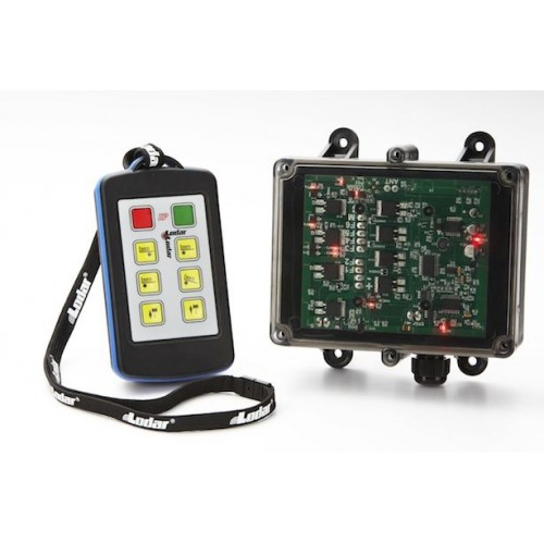 LODAR SIX FUNCTION SYSTEM WITH STANDARD TRANSMITTER