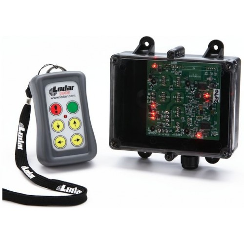 LODAR FOUR FUNCTION SYSTEM WITH STANDARD TRANSMITTER
