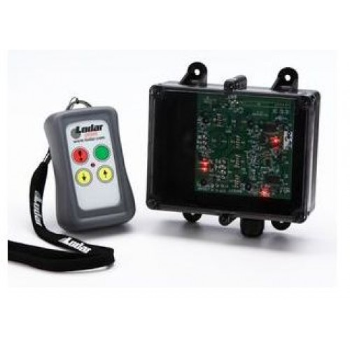 LODAR TWO FUNCTION SYSTEM WITH STANDARD TRANSMITTER
