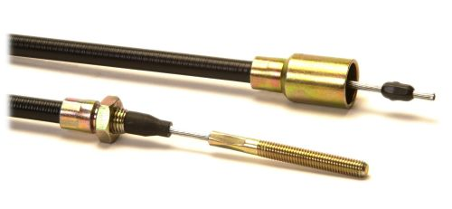 Trailer Bowden Cable - Knott: 930/1140mm - detachable