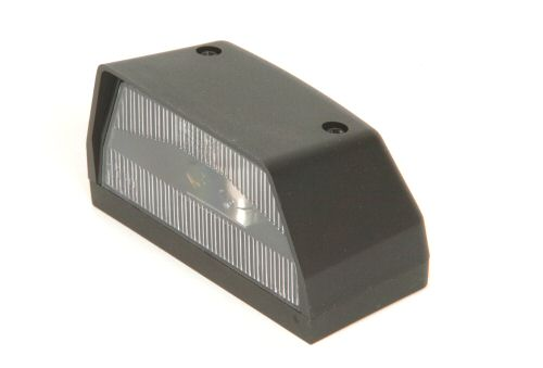 Trailer Light - Commercial Lamp: Number Plate