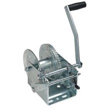 3200LB 2-SPEED HAND WINCH WITH BRAKE