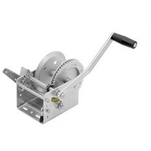 2600LB 2-SPEED HAND WINCH WITH BRAKE