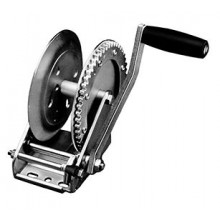 1800LB UNBRAKED SINGLE SPEED HAND WINCH