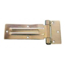 BF 7042 Door Hinge Cranked