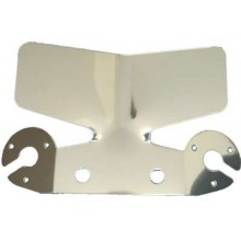 TB 3330 Bumper Protection Stainless Steel