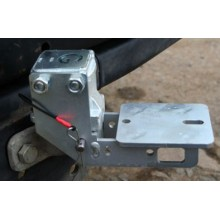 WW-STBMOUNT - SMALL UNIVERSAL TOW BALL WINCH MOUNT