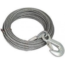 6MM X 15M WIRE ROPE